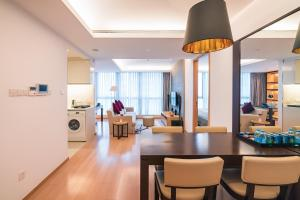 The Pushi 188 Serviced Apartment, Appartamenti  Suzhou - big - 2