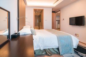 The Pushi 188 Serviced Apartment, Appartamenti  Suzhou - big - 4