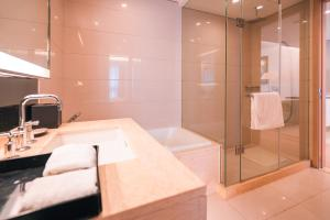 The Pushi 188 Serviced Apartment, Appartamenti  Suzhou - big - 8