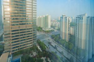 The Pushi 188 Serviced Apartment, Ferienwohnungen  Suzhou - big - 45