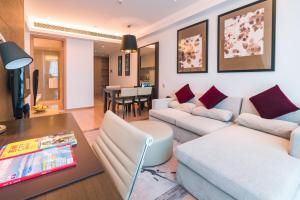 The Pushi 188 Serviced Apartment, Appartamenti  Suzhou - big - 11