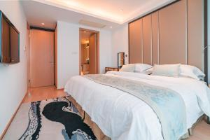 The Pushi 188 Serviced Apartment, Appartamenti  Suzhou - big - 13