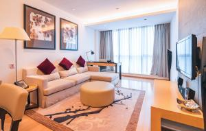The Pushi 188 Serviced Apartment, Appartamenti  Suzhou - big - 14