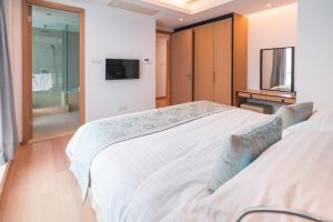 The Pushi 188 Serviced Apartment, Appartamenti  Suzhou - big - 19