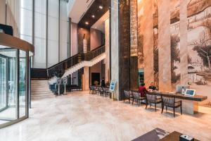 The Pushi 188 Serviced Apartment, Appartamenti  Suzhou - big - 69