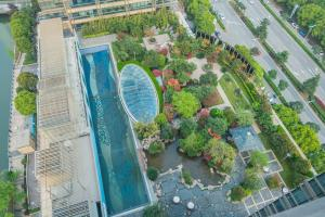 The Pushi 188 Serviced Apartment, Appartamenti  Suzhou - big - 70
