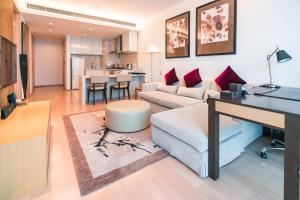 The Pushi 188 Serviced Apartment, Appartamenti  Suzhou - big - 22