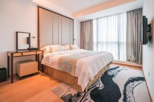 The Pushi 188 Serviced Apartment, Appartamenti  Suzhou - big - 23