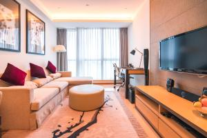 The Pushi 188 Serviced Apartment, Ferienwohnungen  Suzhou - big - 26