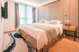 The Pushi 188 Serviced Apartment, Ferienwohnungen  Suzhou - big - 28