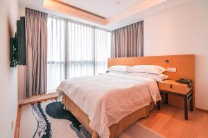 The Pushi 188 Serviced Apartment, Ferienwohnungen  Suzhou - big - 29