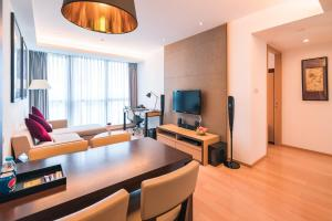 The Pushi 188 Serviced Apartment, Appartamenti  Suzhou - big - 30