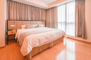 The Pushi 188 Serviced Apartment, Appartamenti  Suzhou - big - 31
