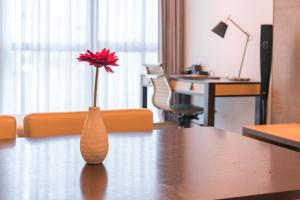 The Pushi 188 Serviced Apartment, Appartamenti  Suzhou - big - 32