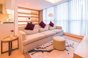 The Pushi 188 Serviced Apartment, Appartamenti  Suzhou - big - 34
