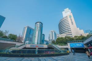 The Pushi 188 Serviced Apartment, Appartamenti  Suzhou - big - 85