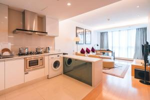 The Pushi 188 Serviced Apartment, Appartamenti  Suzhou - big - 36