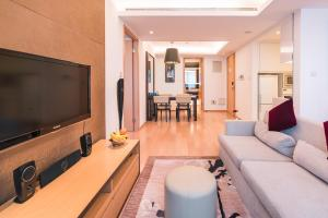 The Pushi 188 Serviced Apartment, Appartamenti  Suzhou - big - 37