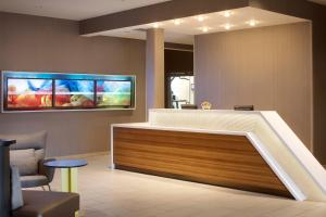 SpringHill Suites Indianapolis Downtown, Hotels  Indianapolis - big - 1