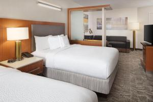 SpringHill Suites Indianapolis Downtown, Hotels  Indianapolis - big - 5