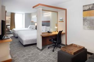 SpringHill Suites Indianapolis Downtown, Hotely  Indianapolis - big - 4