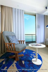 Business Double or Twin Room with Sea View