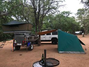 Tent - Camping Experience in Kruger National Park