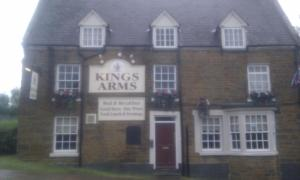 The Kings Arms in Desborough, Northamptonshire, England