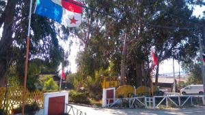 American Bed and Breakfast, Bed and Breakfasts  Los Vilos - big - 1