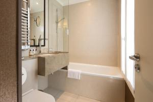 Two Adjacent Classic Double Rooms