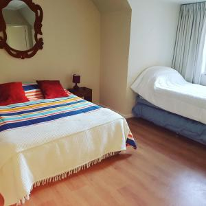 Family Double Room with Private Bathroom