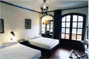Double Room with Two Double Beds (1-4 Adults)