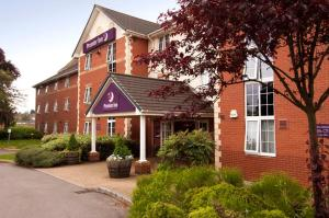 Premier Inn Leicester Central (A50) in Leicester, Leicestershire, England
