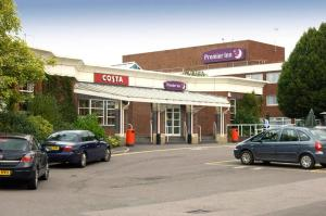 Premier Inn Leicester Fosse Park in Leicester, Leicestershire, England
