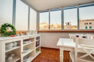 2 Bedroom Penthouse Via Vespasiano - AbcRoma.com