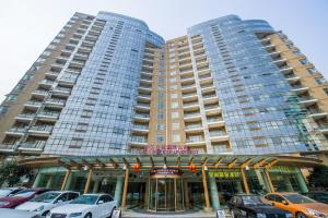 Zhongyin Crown International Apartment, Апартаменты  Сучжоу - big - 26
