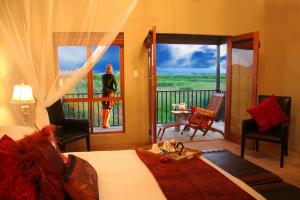 Superior Double Room with Mountain View