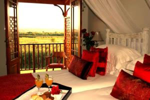 Luxury Double or Twin Room with River View