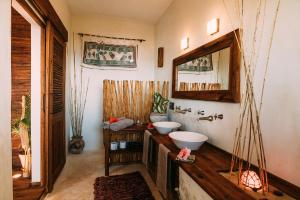 Baia Sonambula, Bed and Breakfasts  Praia do Tofo - big - 27