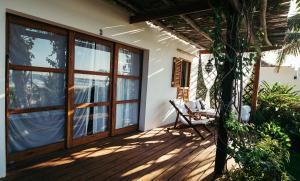 Baia Sonambula, Bed and Breakfasts  Praia do Tofo - big - 24