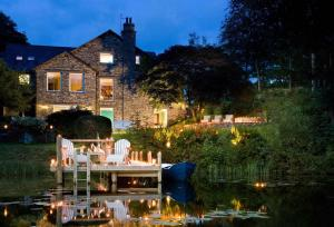 Gilpin Lodge Country House Hotel in Bowness-on-Windermere, Cumbria, England