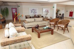 Hotel Nova Guarapari, Hotely  Guarapari - big - 27