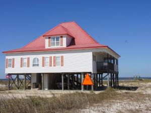 Fish Tales Home, Holiday homes  Dauphin Island - big - 2