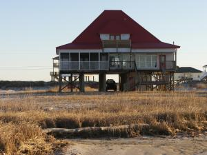 Fish Tales Home, Holiday homes  Dauphin Island - big - 3