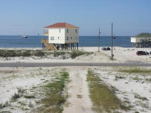 Fish Tales Home, Holiday homes  Dauphin Island - big - 20