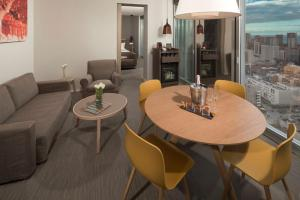 Executive Junior Suite met Zeezicht