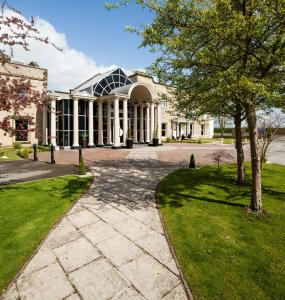 Mercure York Fairfield Manor Hotel in York, North Yorkshire, England