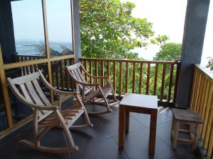 Large Double Room with Sea View