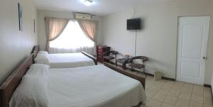 Quadruple Room with 2 Double Beds