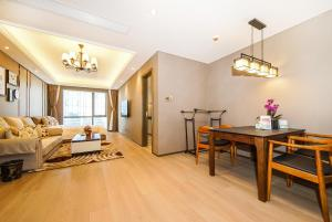 Travel in Peace Apartment, Apartmány  Suzhou - big - 15